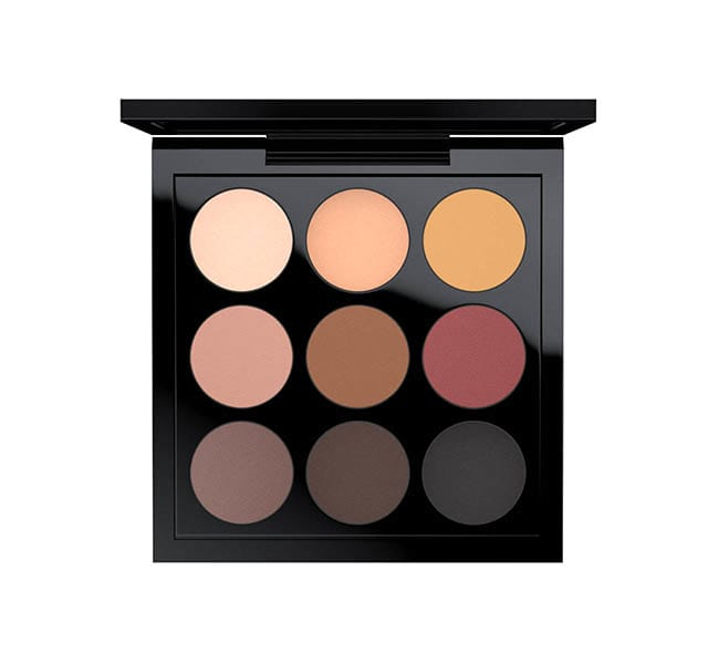 Eye Shadow x 9: Semi-Sweet Times Nine